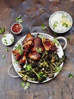 Tandoori chicken | Jamie Oliver | Food | Jamie Oliver (UK)