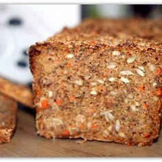 Rezept Möhren-Vollwertbrot von katjaw - Rezept der Kategorie Brot & Brötchen