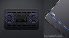Aurora smart box on Behance