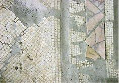 Villa rustica epoca romana attiva fino al V sec .d.C pavimento mosaicato