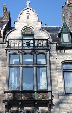 Art+Nouveau+Architecture | Art Nouveau - Architecture details | Flickr - Photo Sharing!
