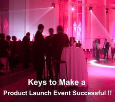 Corporate Product Launch Event in Singapore