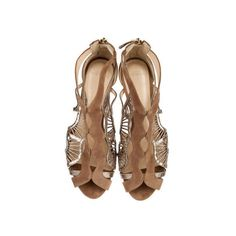 Alexandre Birman Snakeskin Cage Sandals (7.550 RUB) ❤ liked on Polyvore featuring shoes, sandals, round toe shoes, snake skin sandals, alexandre birman shoes, alexandre birman and snakeskin shoes