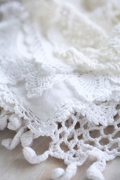 #white #lace