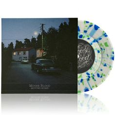 Moose Blood // Moving Home // 3rd pressing...my friend got this for me for Christmas!!! @zayzay2468