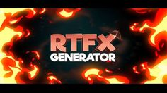 """RTFX Generator"" is a set of instruments for game developers and motion designers to work with FX animations.  The script gives you  the mix FX-animations possibility and quickly exporting them as ..."