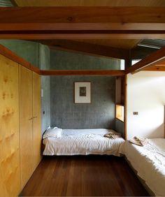 Boyd Centre dorm room - Australia - Glenn Murcutt