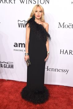 Rachel Zoe bei der amfAR Gala in New York