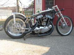 ironhead drag bike