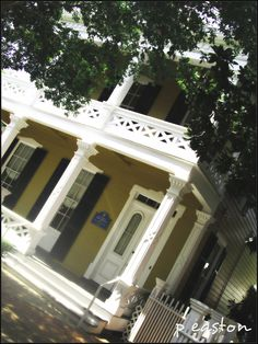 Clara Barkley Dorr House, Historic Downtown Pensacola, Florida!