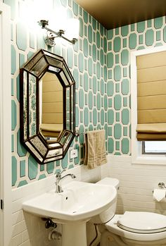 bathroom | studio m | interiors, llc