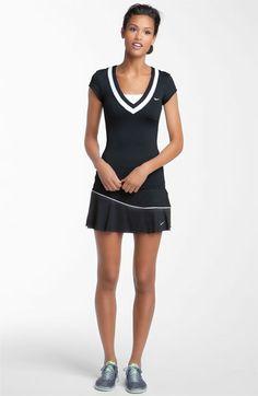 Nike 'Baseline Flirty' Tennis Skirt | Nordstrom
