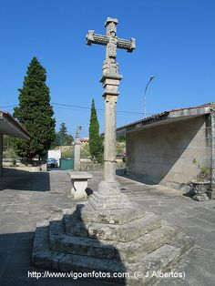 Cruceiro En Alcabre Vigo Pontevedra Monumentos Pontevedra Galicia Lugares Para Visitar