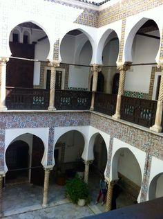 Palais Hassan Pasha. Casbah d'Alger