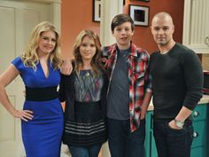 Melissa and Joey Cast