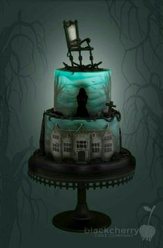 20 Creepy Spooky and Scary Halloween Cakes Scary halloween cakes