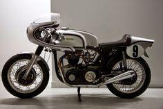 1957 TRITON - ADDICT MOTORCYCLE - MOTART