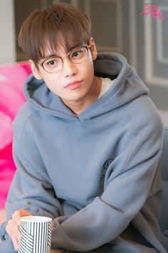 "[Photos] New Stills Added for the Upcoming Korean Drama ""Her Private Life"" Korean Star, Korean Men, Korean Celebrities, Korean Actors, Korean Idols, Korean Dramas, Jaewon One, First Rapper, Jung Joon Young"