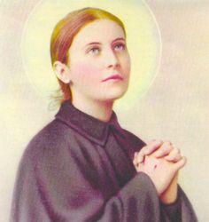 Oração a Santa Gemma Galgani