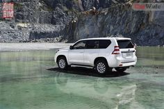 Toyota officially unveils the 2013 Land Cruiser Prado - CarWale News - CarWale