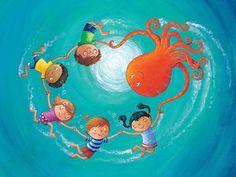 Kidscreen » Archive » Ringo Starr's Octopus Garden reaches the small screen Ringo Starr Children, Ringo Starr Songs, Upcoming Series, Famous Musicians, Original Music, Music Publishing, Cartoon Network, Octopus, Animation