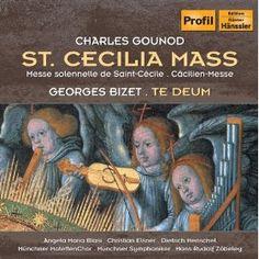 St. Cecilia Mass - Gounod. (Sanctus)