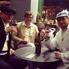 Before the cricket match, treat yourself with some #beaujolaisnouveau ;-) #vinsdevicky