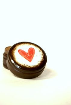 My Heart In Stitches Pill Box,  Small wood Box Valentine's Day Gift, Ring Box, Wedding Ring Box, Jewelry Box by Mmim on Etsy