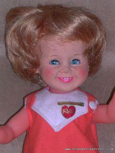 ratti doll Maria Teresa, Italy, Dolls, Face, How To Make, Vintage, Artist, Baby Dolls, Italia