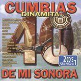 40 Cumbias Dinamita de Mi Sonora [CD]