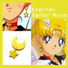 Hey, I found this really awesome Etsy listing at https://www.etsy.com/listing/194095972/eternal-sailor-moon-cosplay-earrings