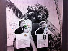 "New York's ""eviair"" Street Art Hit With A ""Mel Brooks"" Injunction"