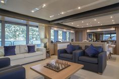 CHIMERA Yacht An exciting, brand new addition to... | Luxury Accommodations