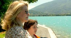 """Emmanuelle Bercot's """"On My Way"""" stars Catherine Deneuve as a woman who goes out for a pack of cigarettes and ends up driving all over rural France. Catherine Deneuve, The Matrix, Stanley Kubrick, Wes Anderson, Quentin Tarantino, Blade Runner, Older Actresses, Netflix Movies To Watch, Relationships"""