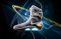 Las Zapatillas Nike de regreso al futuro II saldrán a la venta en 2015