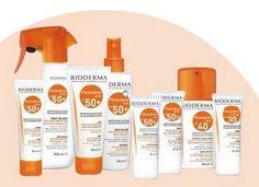 Bioderma sun protection products ⭐best suncare⭐ Sun Care, Sun Protection, Shampoo, Personal Care, Bottle, Self Care, Personal Hygiene, Flask, Jars