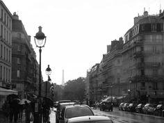 llueve en Paris