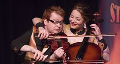 Riffs and Tiffs with String Fever - Tuesday 9th September 2014 - book online http://www.karralyka.com.au/MorningMusic.aspx