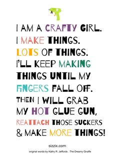http://www.sizzix.com/home  #crafting #sizzix #crafts #quotes