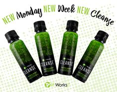 It Works! Cleanse is a gentle two-day herbal cleanse that helps your body reset and rebalance itself so you can feel and look your best! Formulated with two proprietary blends to work with your body to help remove toxins while delivering essential nutrien Two Day Cleanse, Body Cleanse, Body Reset, Herbal Cleanse, It Works Distributor, It Works Global, It Works Products, Crazy Wrap Thing, Isagenix