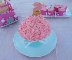 Maddies 2nd birthday cake 💖 21st Cake, 2 Birthday Cake, Baked Goods, To My Daughter, Desserts, Food, Tailgate Desserts, Deserts, Essen