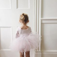 Tiny dancers // for little ballerinas & girly girls tutus photograph beautifully.