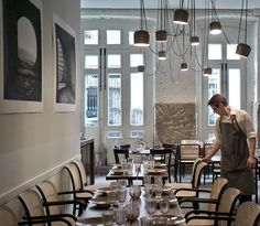 The 15 restaurants to make the great tour of the fashionable sites of Madrid Exterior Design, Interior And Exterior, Madrid Restaurants, Café Bar, Chula, Retail Interior, Secret Places, Restaurant Bar, Adventure Travel