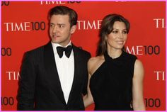 cool Justin Timberlake and Jessica Biel
