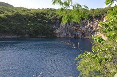 Huehuetenango - Cenote de La Candelaria