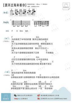 強尼的烏克麗麗 Johnny Ukulele音樂教室: #148 突然好想你 五月天 強尼的烏克麗麗譜 Johnny's Ukulele | (Sheet)Music in 2019 ...