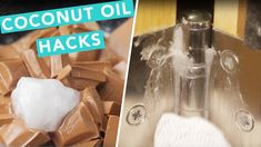 Coconut Oil Life Hacks | Nailed It. We are all about crafts, food and DIY. By Jungle Creations. Submit videos to be featured: submit@junglecreations.com.