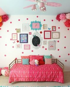 Teen Girl Bedrooms - Cool to creative design examples and tips. For more super fantastic teenage girl bedroom decor designs simply push the link to read the pin tip 7152003381 right now. Teenage Girl Bedrooms, Little Girl Rooms, Girls Bedroom, Bedroom Decor, Bedroom Wall, Wall Decor, Master Bedroom, Bedroom Furniture, Furniture Ideas