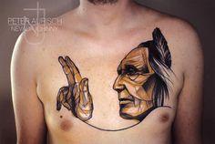 Tattoo art by Peter Aurisch