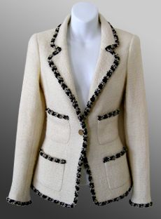 Watch for this jacket on an upcoming episode of the HBO series 'The Newsroom'